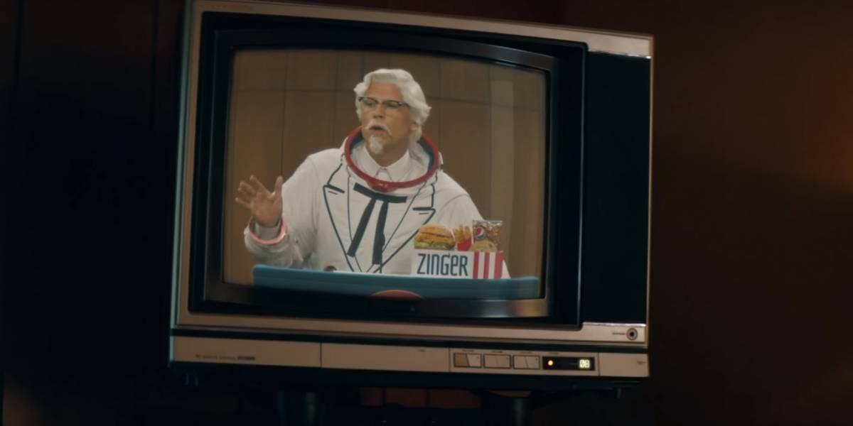 KFC lanzará un sandwich de pollo a la estratósfera sin ningún motivo aparente