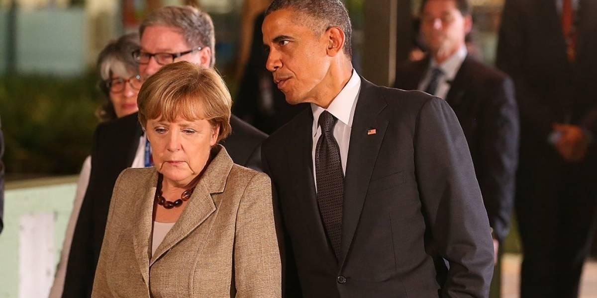 Inteligencia alemana ayudó a la NSA a espiar a políticos europeos