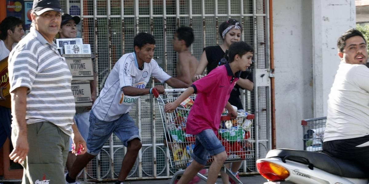 Lanzan campaña en Taringa para identificar saqueadores de Córdoba