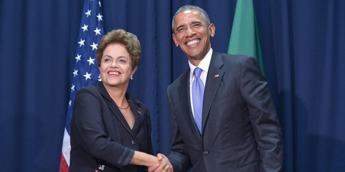 Dilma Rousseff da por superada la crisis de espionaje de la NSA