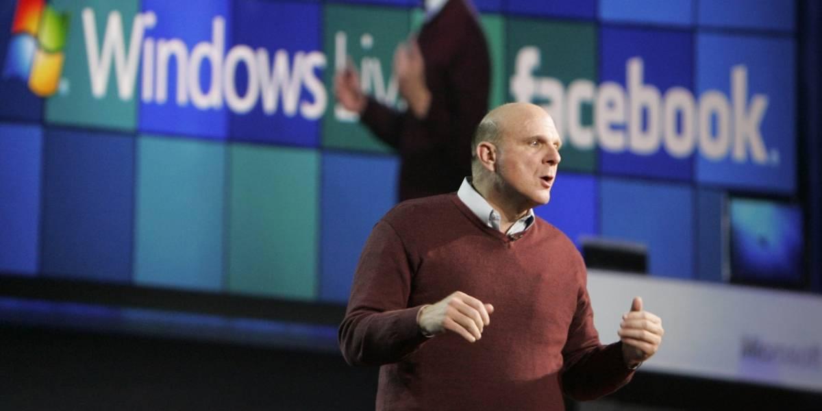 Microsoft trató de comprar Facebook (hace años)