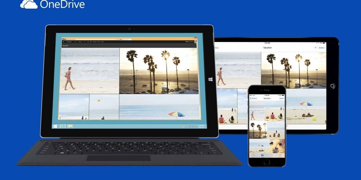 OneDrive te permitirá buscar imágenes mediante el texto que éstas contengan