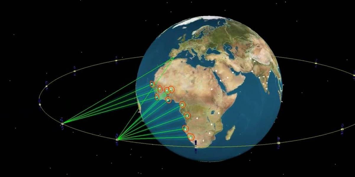 03B coloca cuatro satélites en órbita