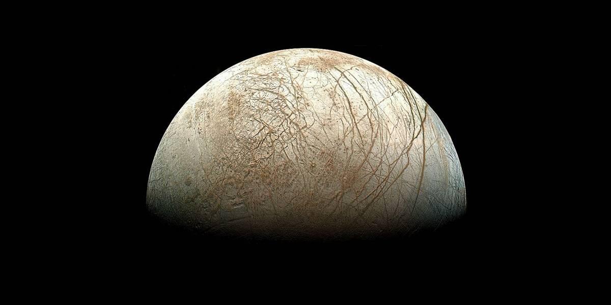 NASA quiere explorar Europa, la intrigante luna de Júpiter