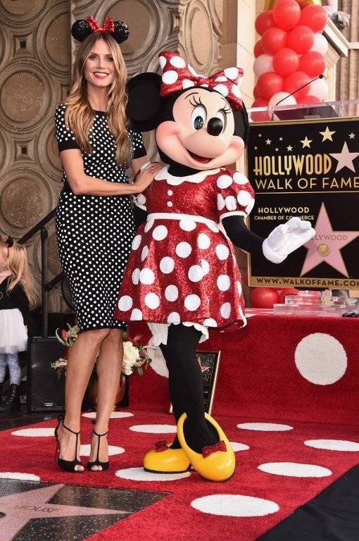 Minnie Mouse Foto: AFP