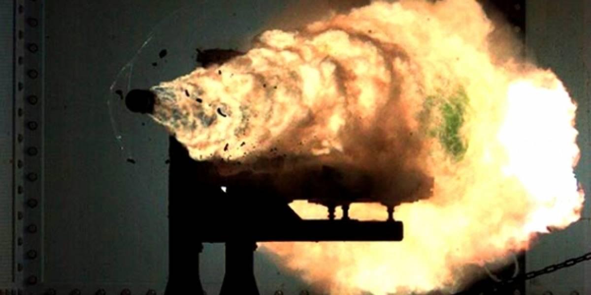 Marina de Estados Unidos lanza proyectil que supera Mach 7
