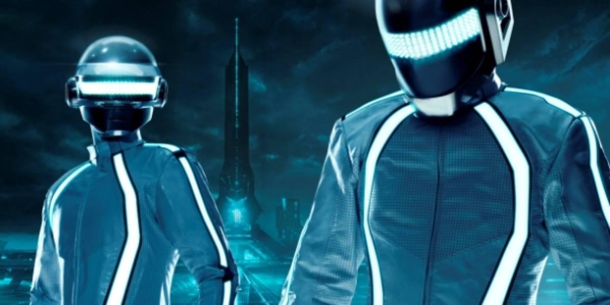 """Nuevo trailer de """"Tron: Legacy"""" llega camuflado como espectacular video de Daft Punk"""