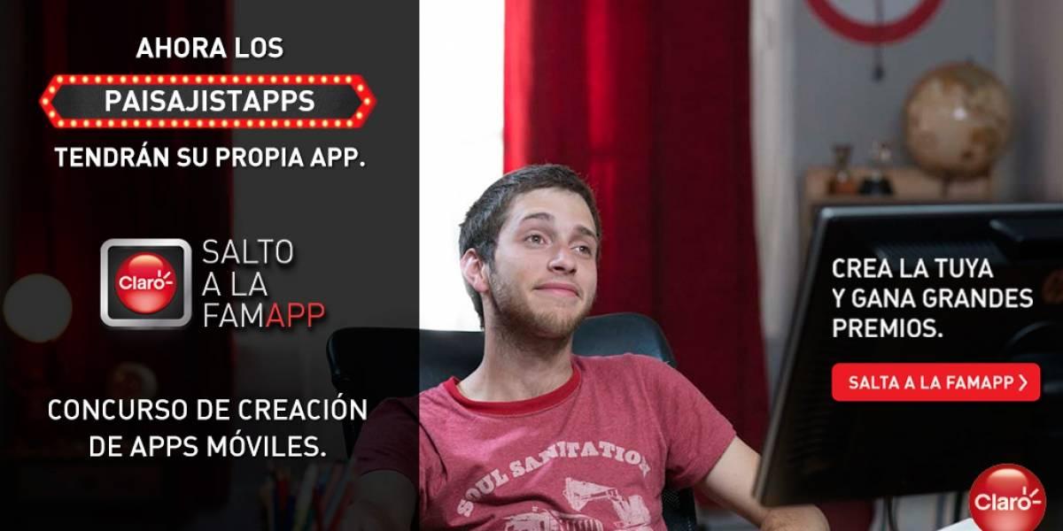 Claro presenta su 1er concurso de creación de aplicaciones móviles