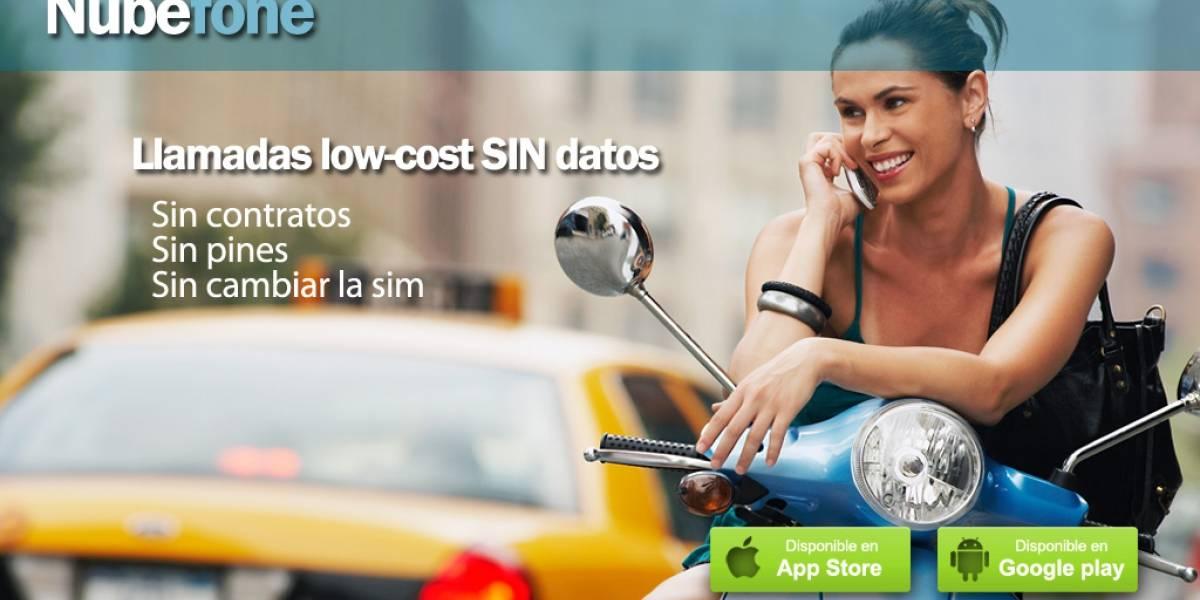 Nubefone, llama más barato a cualquier destino con esta genial app