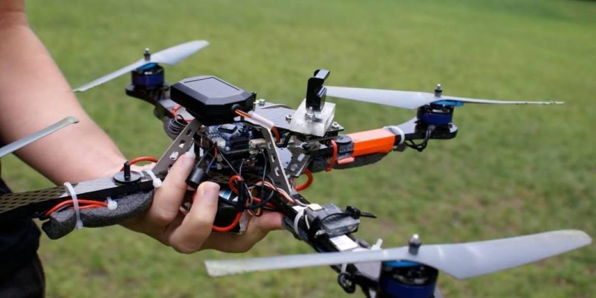 The Sentinel Project impulsa iniciativa de drones para uso humanitario