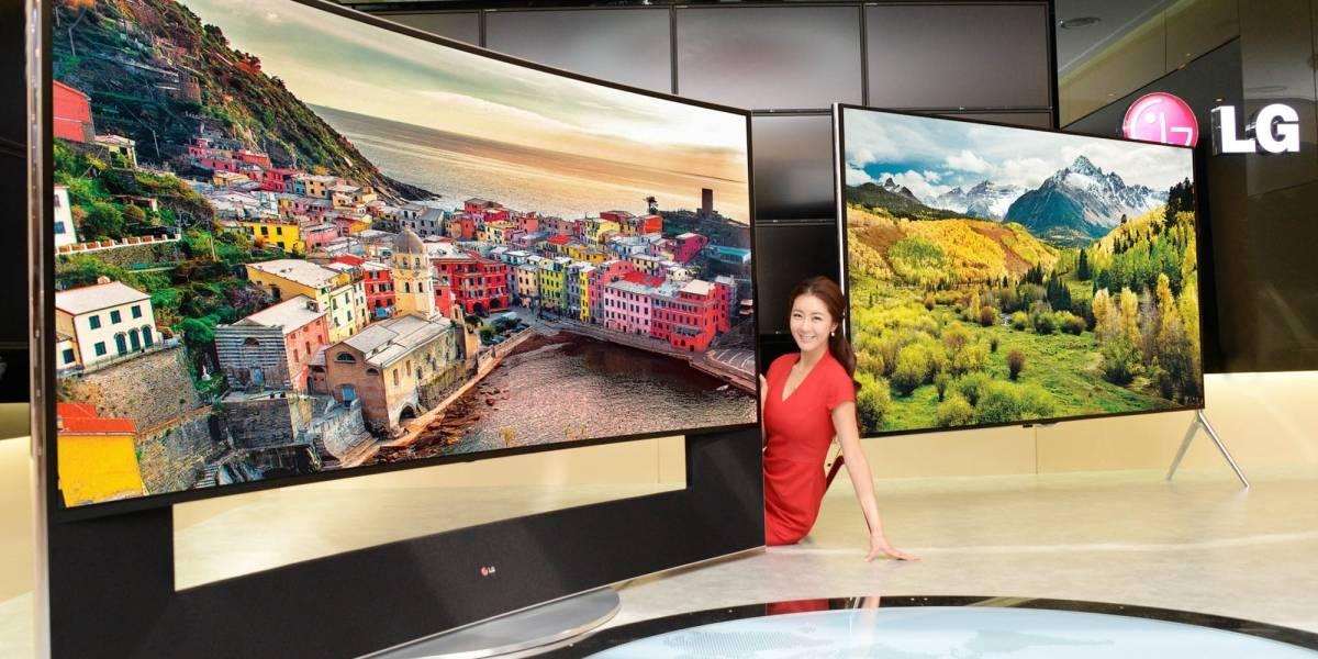 LG anuncia dos nuevos TV 4K en #CES2014