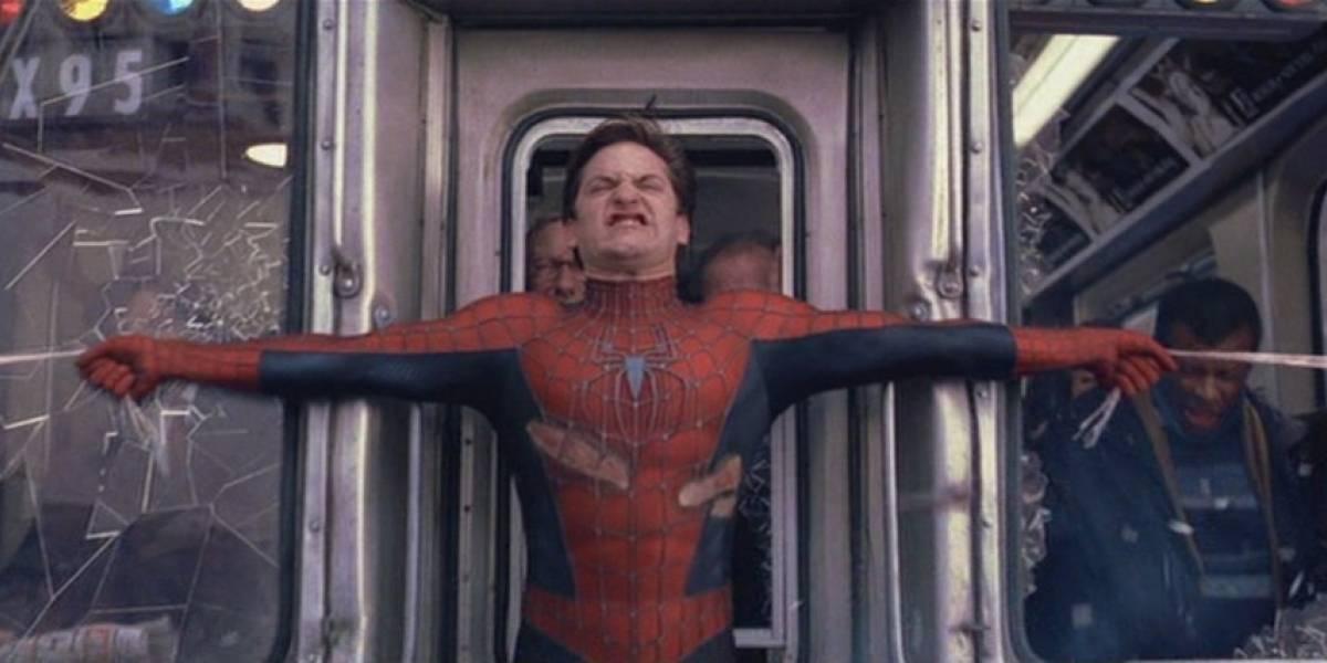 ¿La seda del Hombre Araña puede detener un tren? Estudiantes de física aseguran que sí