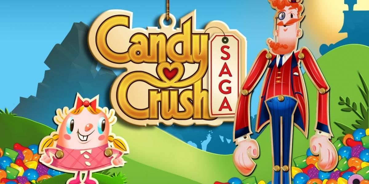 """Creadores de Candy Crush Saga registraron la palabra """"Candy"""""""
