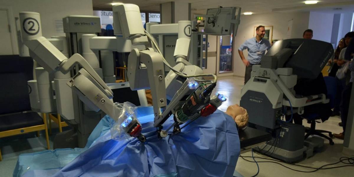 Conexiones de alta velocidad permitirán el desarrollo de la telecirugía en zonas de guerra