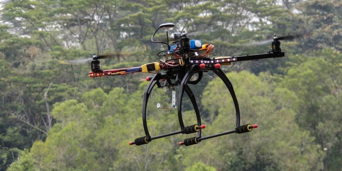 Autoridades estadounidenses permitirán que Hollywood use drones