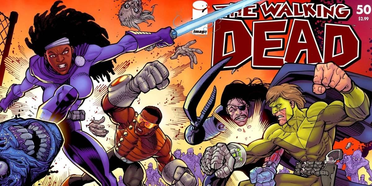 Image se convierte en la primera gran editorial en ofrecer sus cómics sin DRM
