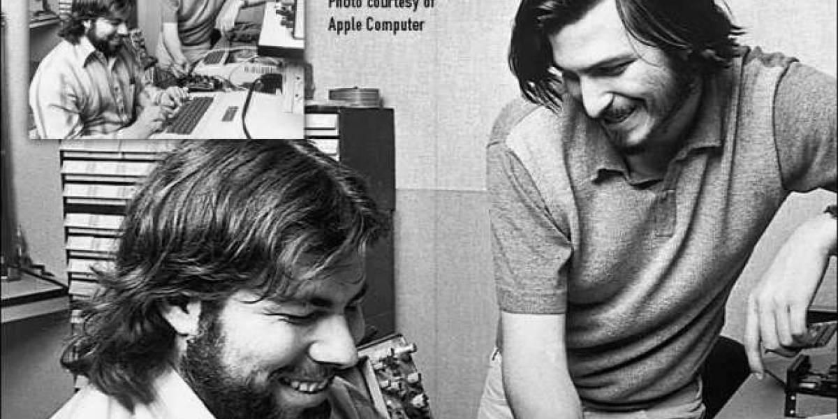Wozniak: Steve Jobs no tuvo nada que ver con el diseño de la Apple I y la Apple II