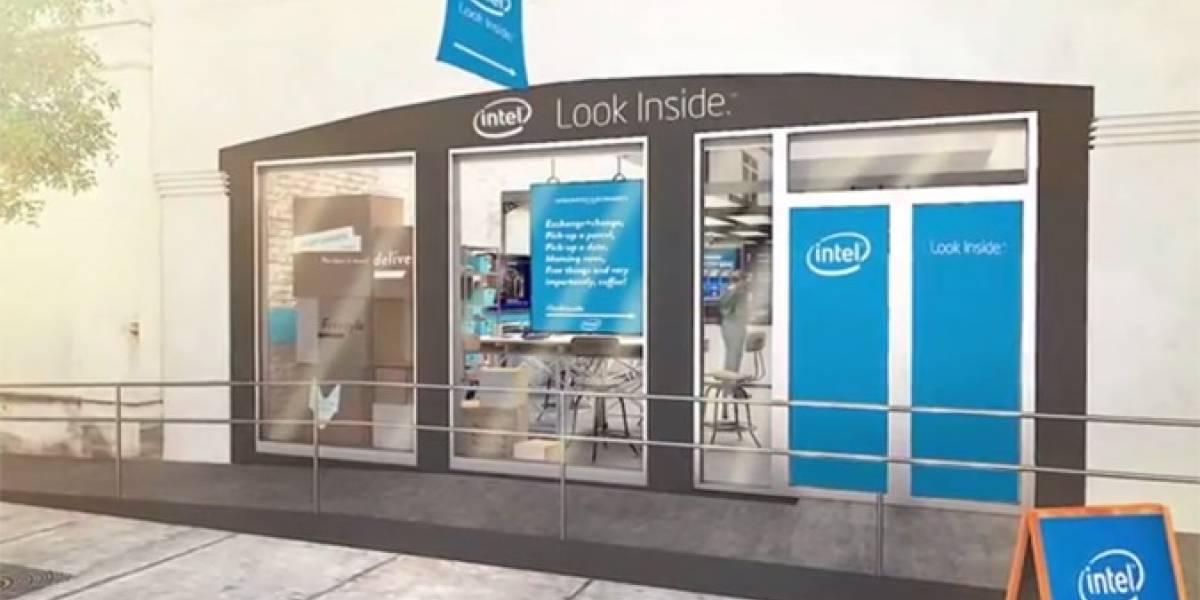 Intel abrirá su primera tienda en Nueva York el próximo 23 de noviembre