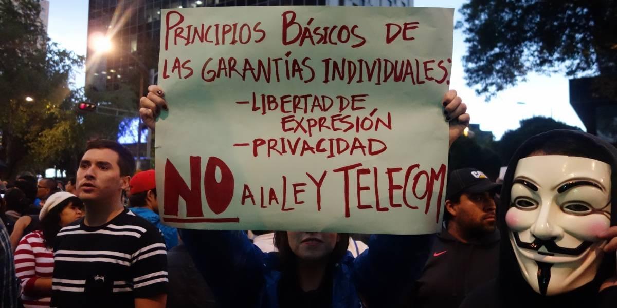 México: 219 organizaciones piden al IFAI impugnar la #LeyTelecom