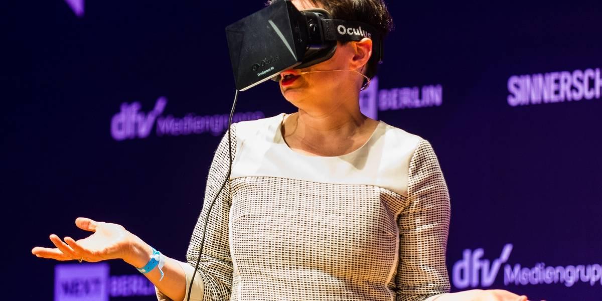 Oculus es dueño de todo lo que desarrolles de acuerdo a sus términos de servicio