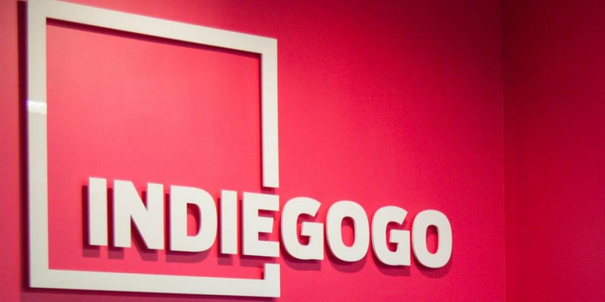 Indiegogo está probando realizar campañas de crowdfunding sin límite de tiempo