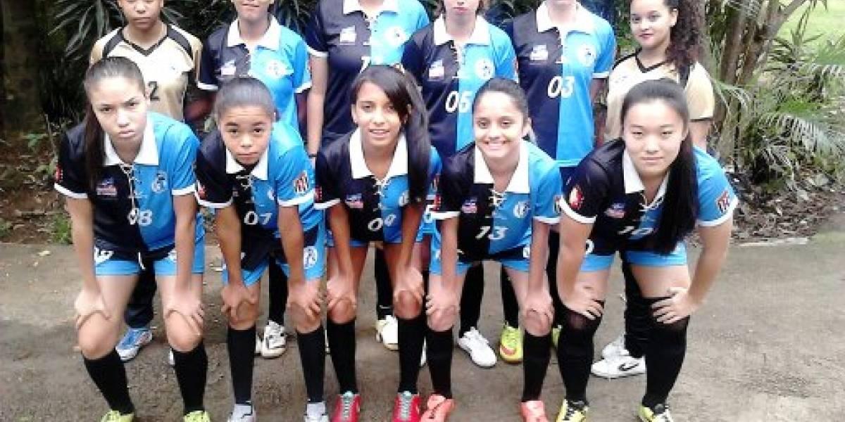 Estrela de Guarulhos faz peneira para futsal feminino