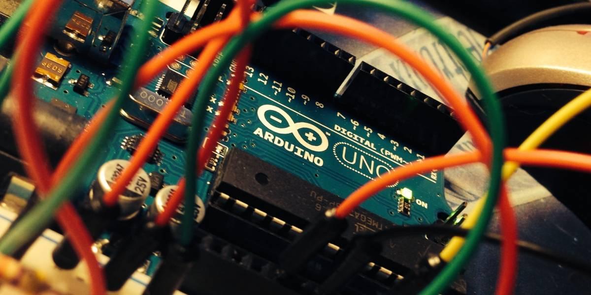 Dia del Arduino en Stgo Makerspace