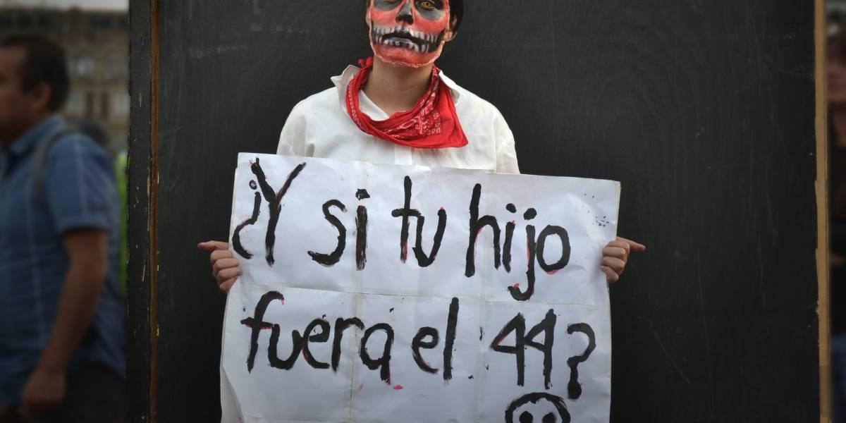 La protesta mexicana es una protesta global