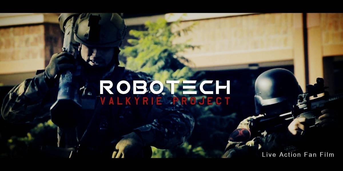 Un grupo de fanáticos argentinos preparan una precuela de la saga Robotech