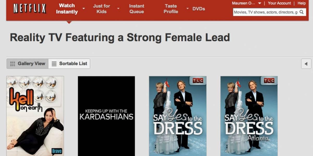 Un recorrido por los específicos microgéneros cinematográficos en Netflix