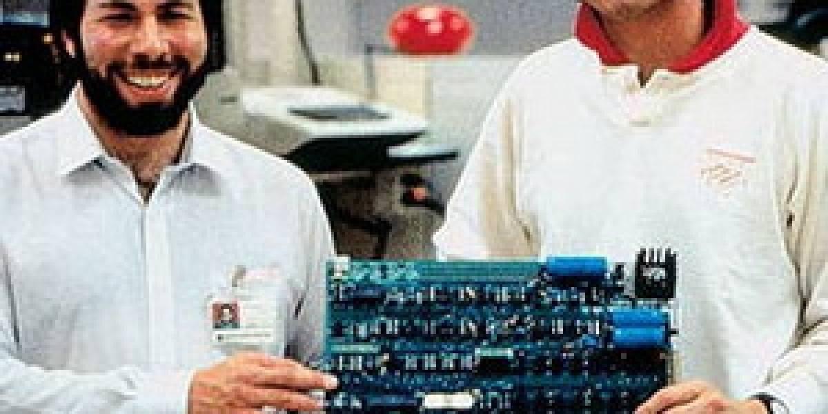 Steve Wozniak: Steve Jobs suena saludable y energético
