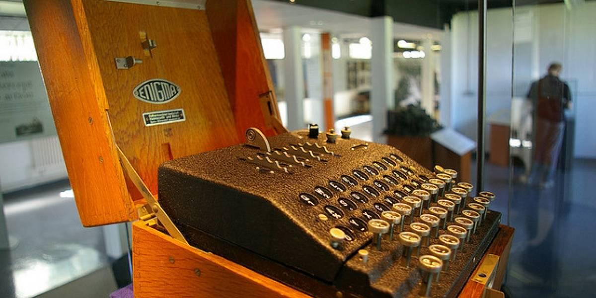Construye tu propia máquina de cifrado Enigma