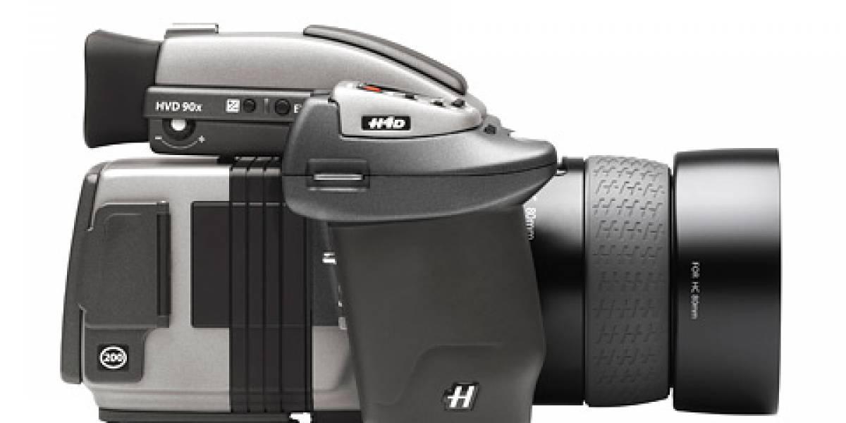 Hasselblad H4D-200MS: Cámara de 50 MP con la que obtienes fotografías de 200 MP