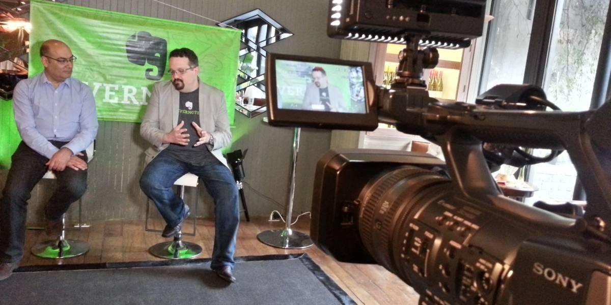 Hablamos con el CEO de Evernote a cinco años de su lanzamiento [FW Interviú]