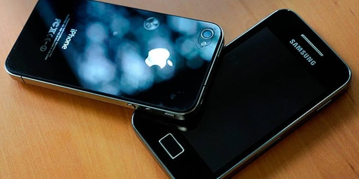 Apple acusa a Samsung de haber dañado su reputación debido a las copias
