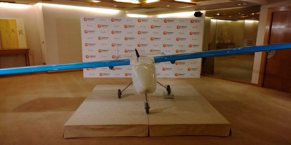 "ALTEA-EKO, el primer ""dron"" español para uso civil"