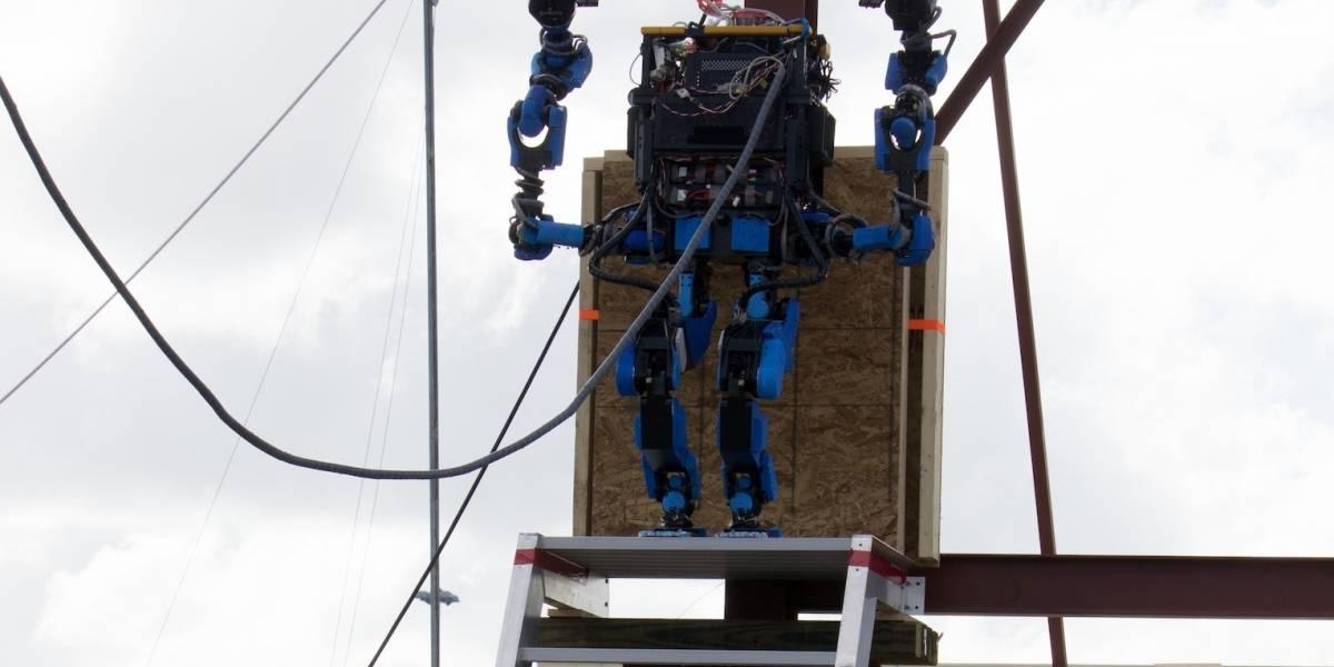 Robot de Google ganó el Desafío Robótico 2013 de DARPA