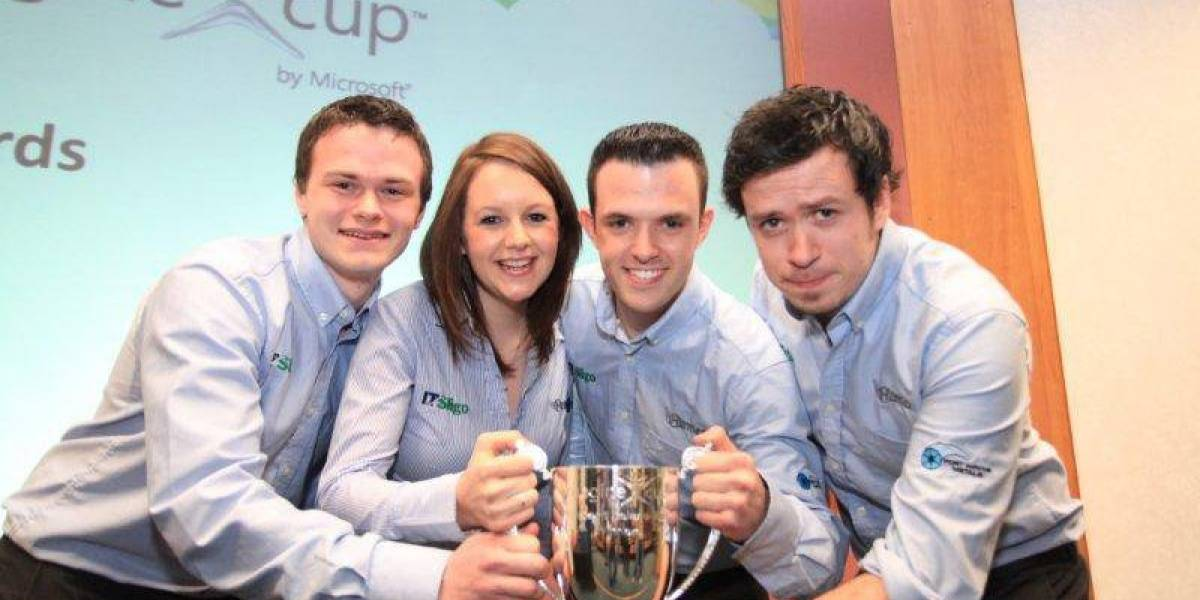 Equipo irlandés se lleva la Imagine Cup 2011