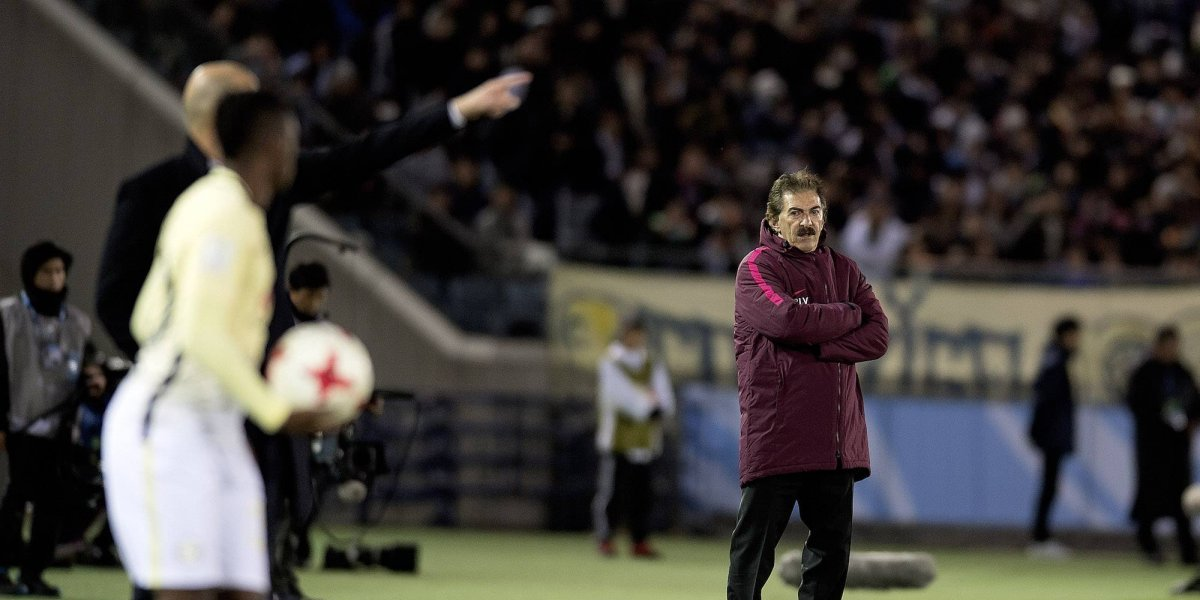 La Volpe asegura que Zidane lo escuchó