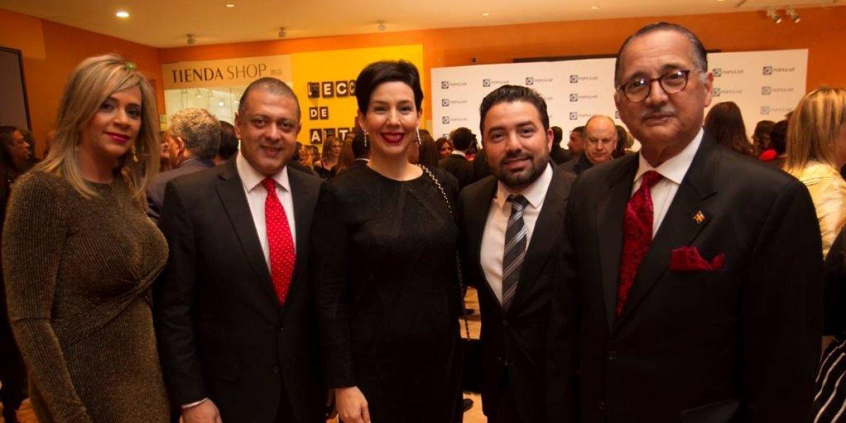 #TeVimosEn: El Popular ofrece cena a delegación presente en FITUR