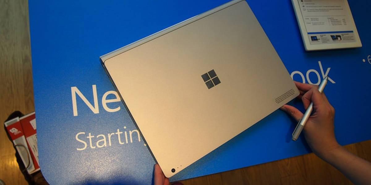 Microsoft soluciona problemas de estabilidad de la Surface Pro 4 y la Surface Book
