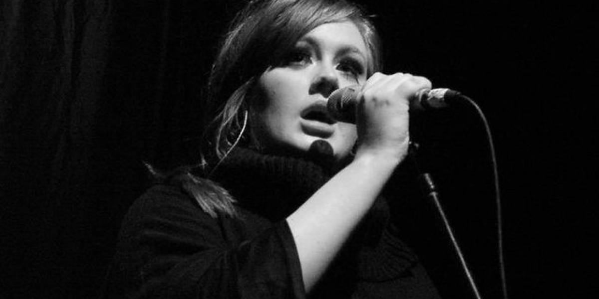 El nuevo disco de Adele no estará disponible en Spotify