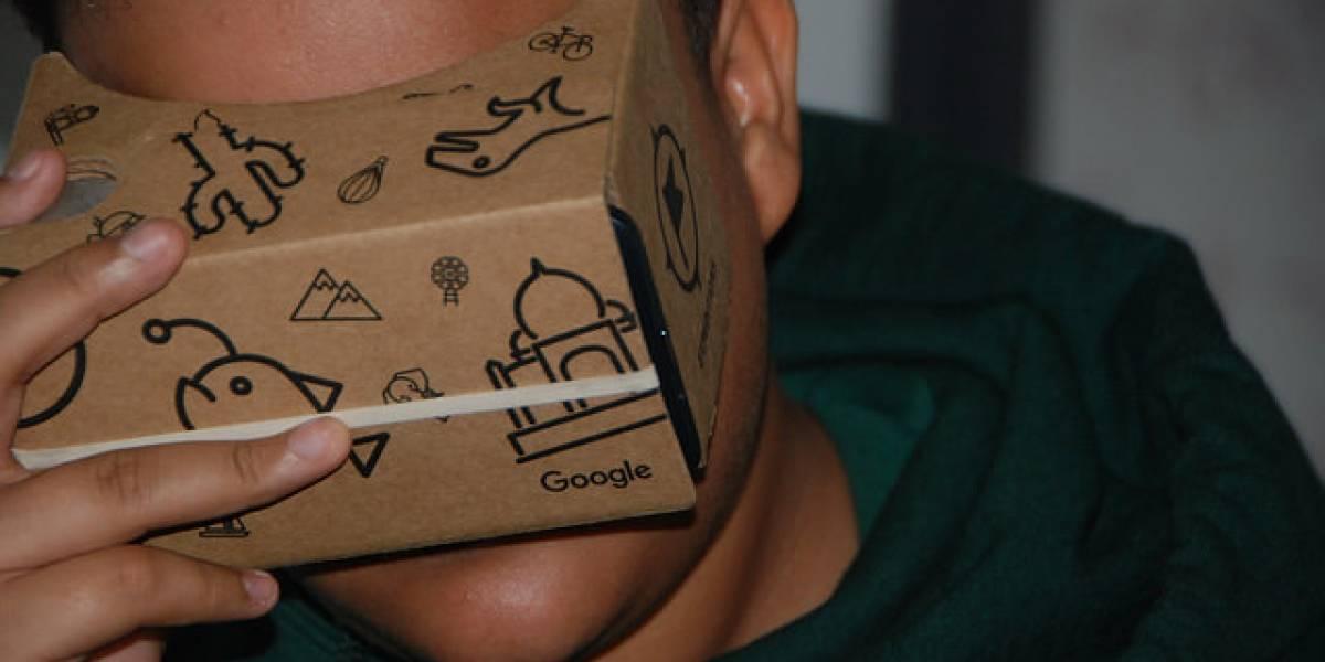 Google creará su propia división de realidad virtual