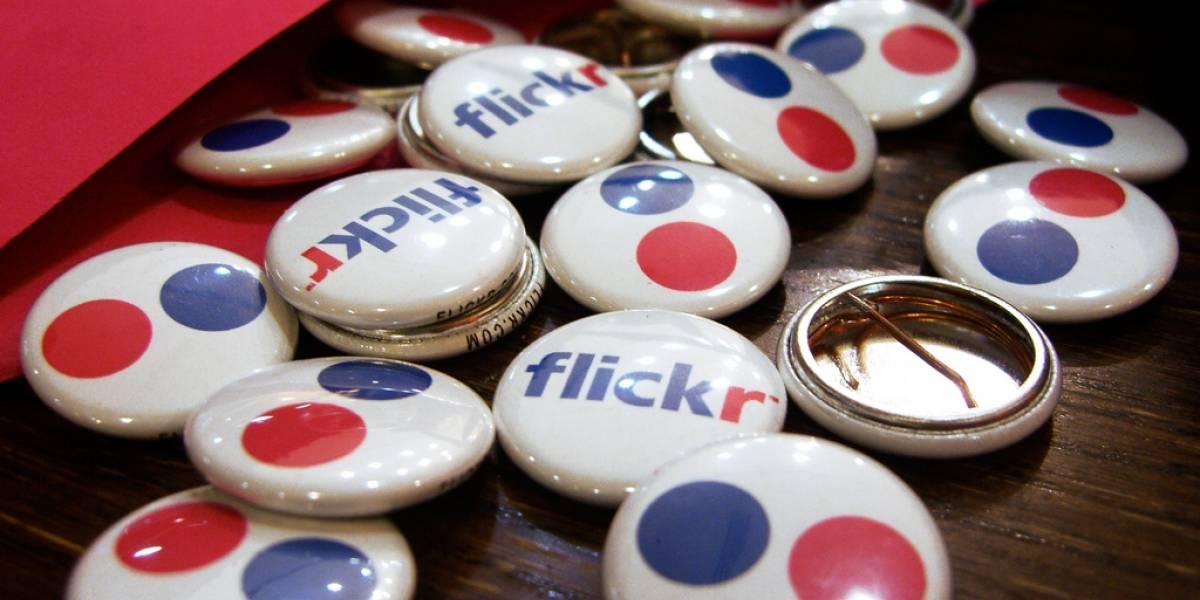 Yahoo compra startup de descubrimiento de imágenes para mejorar Flickr