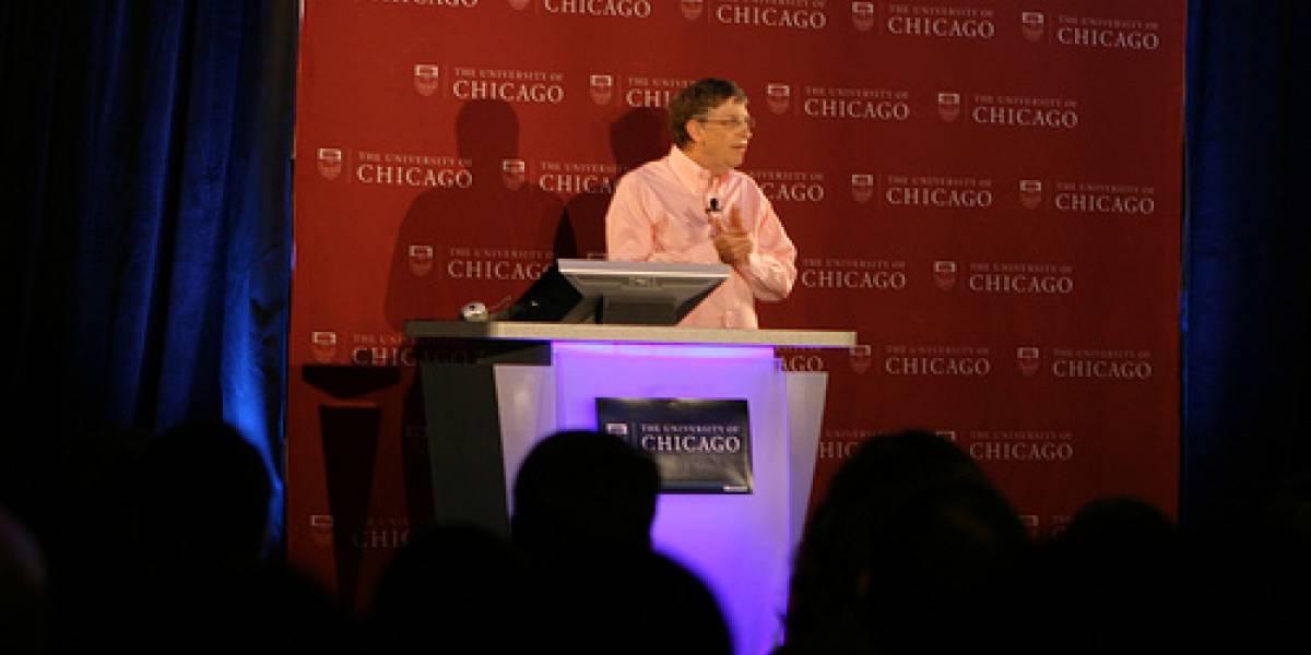 Bill Gates: En cinco años Internet será mejor que la Universidad