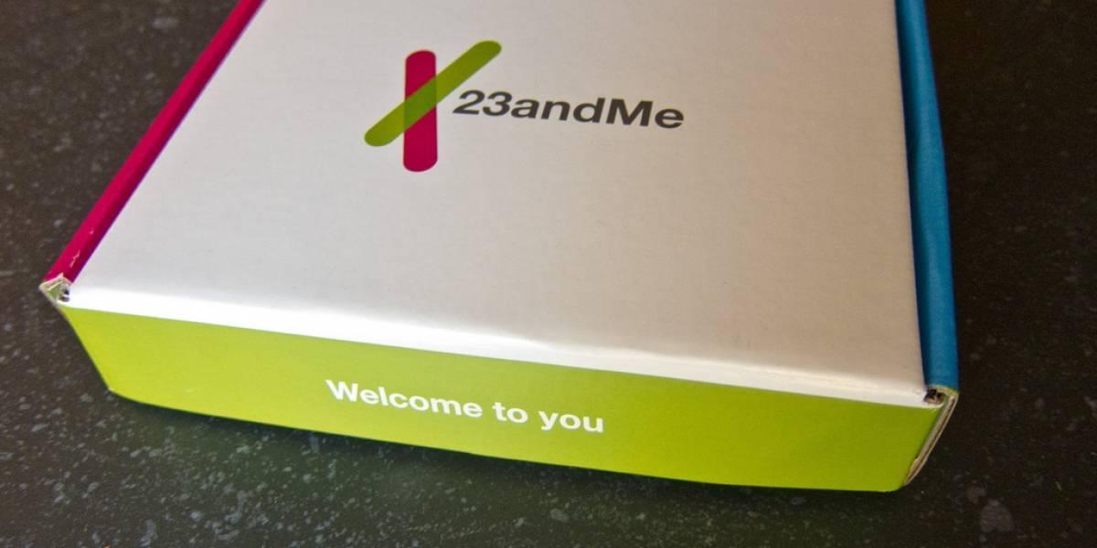 23andMe deberá dejar de hacer test de ADN