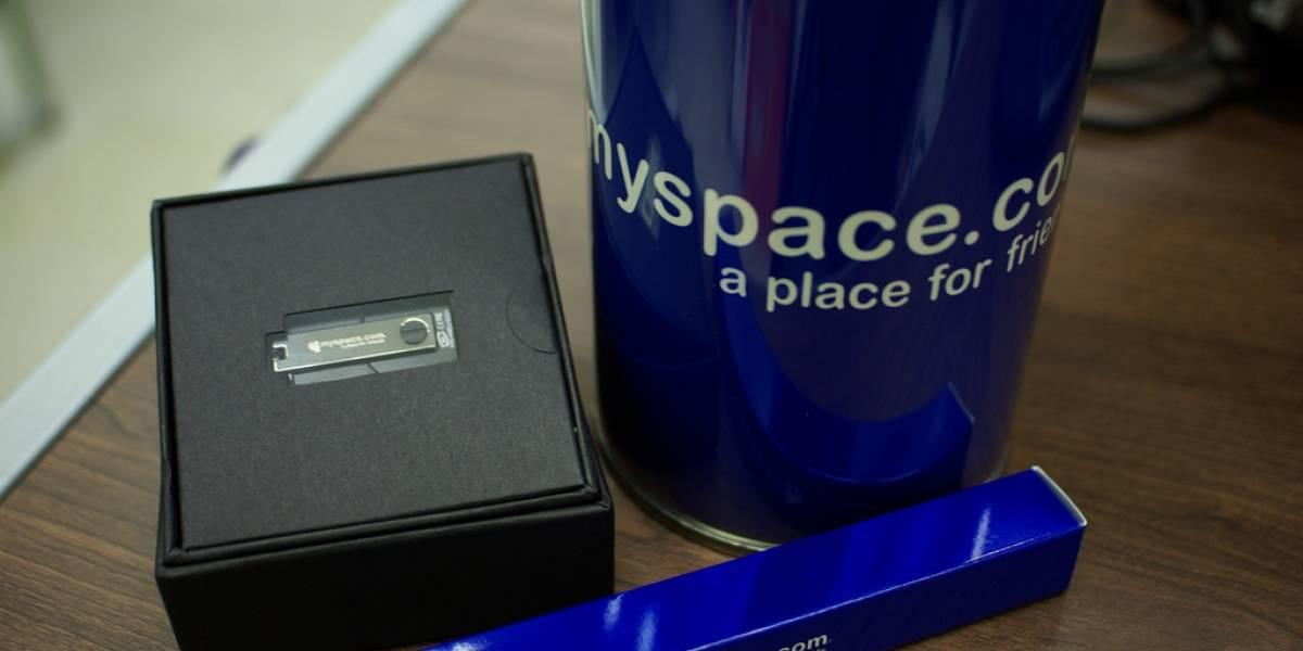 Time Inc. compra a MySpace