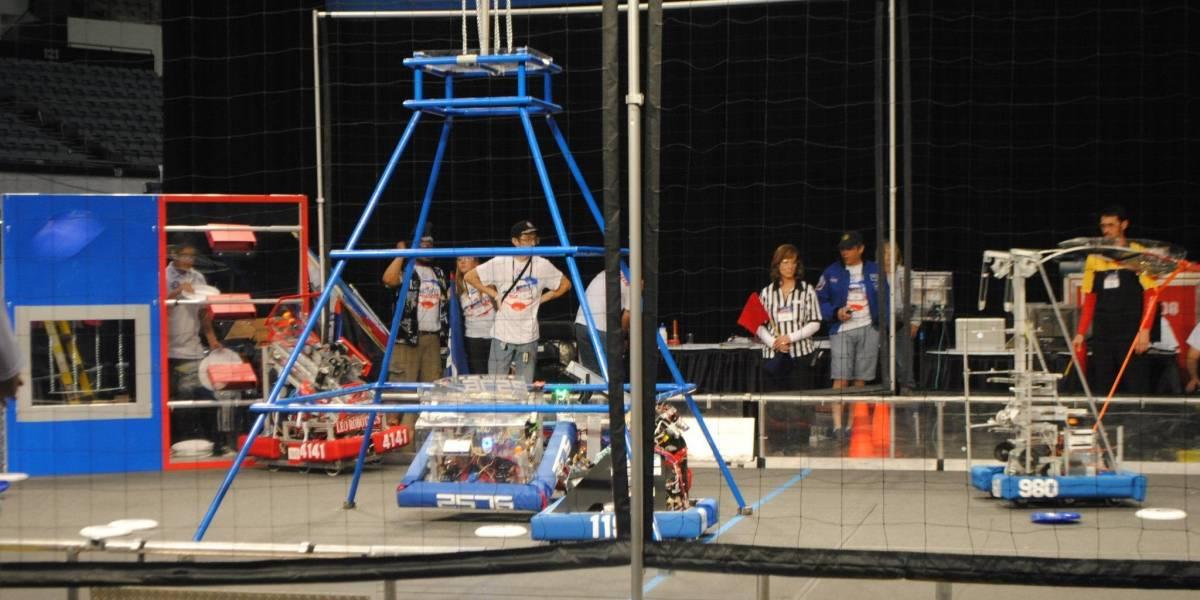 Este sábado es el lanzamiento de la FIRST Robotics Competition 2014