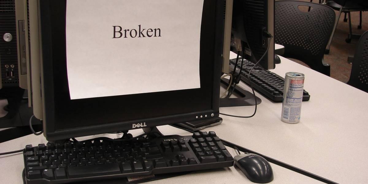 Las ventas de PCs continúan a la baja en lo que será un desastroso 2015 para los fabricantes