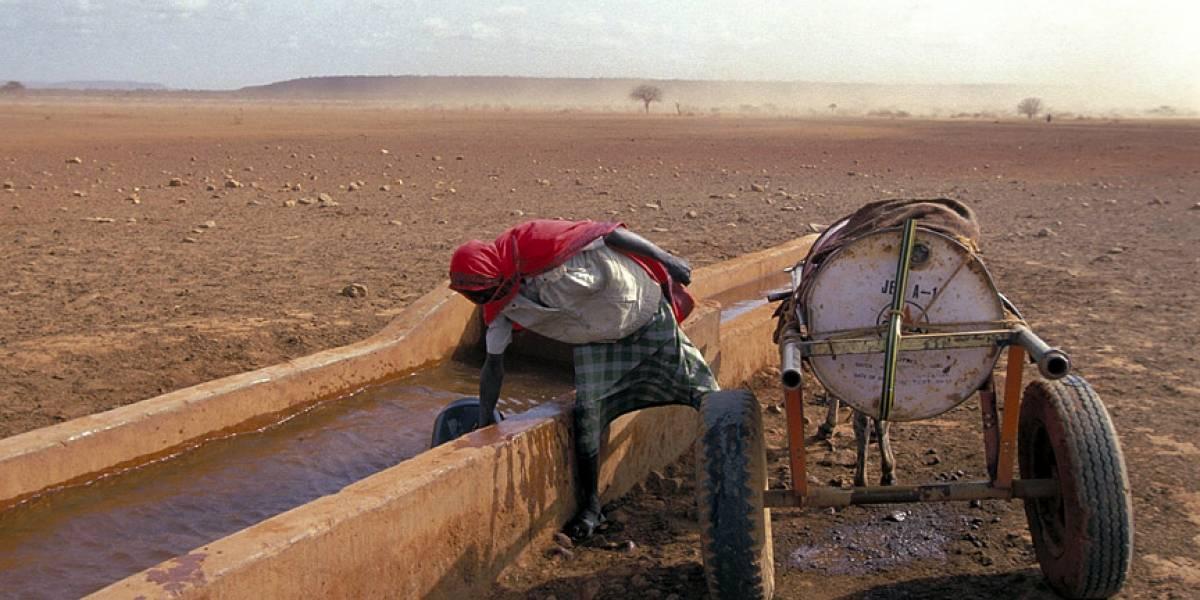 Sistema de mapeo encuentra gigantesca reserva de agua subterránea en Kenia